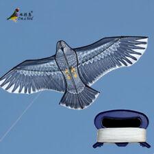 NEW Huge 1.5m Eagle Kite single line Novelty animal Kites Children's toys +lines