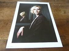 FREDRIKA STAHL - Mini poster couleurs 2 recto verso !!!!!!!!!!!!!!!