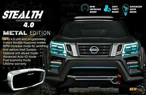 Stealth Controller 4.0 for Nissan Navara NP300 idrive throttle controller contro