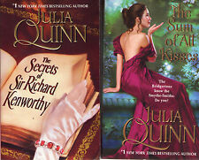 Complete Set Series - Lot of 4 Smythe-Smith books by Julia Quinn (Historical)