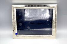 Polaroid 8 In Touchscreen Digital Picture Frame Silver Metal Trim WiFi 4gb