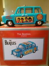 the beatles sargent peppers taxi heirloom ornament collection. new condition