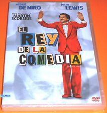 EL REY DE LA COMEDIA / The King of comedy DVD R2 English Deutsch español - Preci