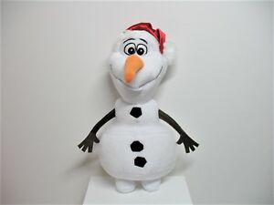 Olaf soft toy plush, perfect condition, snowman toy, Frozen movie toy
