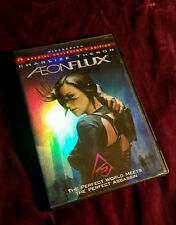 Aeon flux dvd * widescreen special collectors edition * Charlize theron * mtv