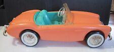 Vintage Barbie Mattel Irwin Convertible Sports Car 1960s Super Nice condition