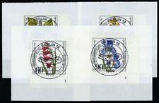 1981, Berlin, 650-53, Briefst. - 1572263