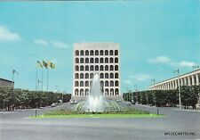 # ROMA - EUR: PALAZZO DELLA CIVILTA' ITALIANA