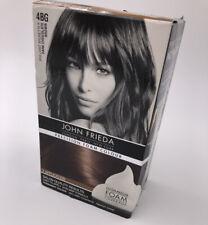 John Frieda Precision Foam Colour Luminous  4BG Dark Chocolate Brown - 1 Box