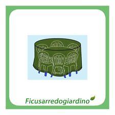 TELO COVER PER TAVOLO GIARDINO IN PVC COPRI TAVOLO - 144432