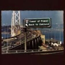 Back to Oakland by Tower of Power (CD, Oct-1988, Warner Bros.)