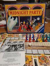 Midnight Party Board Game - 1989 Ravensurger Wolfgang Kramer Family Halloween