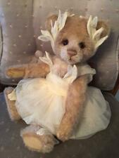 """Charlie Bears ODETTE 2017 Isabelle Mohair Collection * 12"""" FREE US SHIP"""