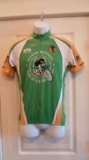 Voler Tour of Elk Grove 2009 Mens Green Jersey Medium Cycling Leaders jersey