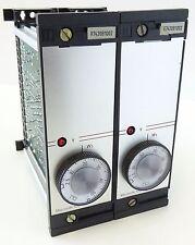 2x HONEYWELL Micronik 100 Temperaturregler R7420B1002 Temperature Controller 24V