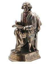 "10.25"" Ludwig Van Beethoven Statue Sculpture Figure German Composer Pianist"