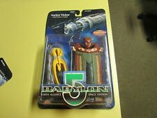 Babylon 5 Vorlon Visitor With Vorlon Cruiser New In Original Box