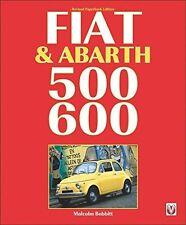FIAT & ABARTH 500 & 600  : Malcolm Bobbitt