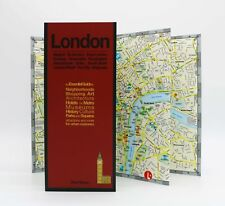 Red Maps London CURRENT EDITION - City Travel Guide