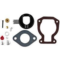Carburetor Carb Kit w/ Float For Johnson Evinrude 9.9 HP 15 HP 1974-1988 398453