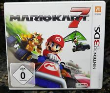 Nintendo 3DS NDS Lite Spiel Mario Kart 7 ohne Anleitung guter Zustand + OVP