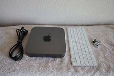 Mac Mini 2018 3.2GHz 6-Core i7 8GB RAM 512GB SSD + AppleCare + Magic Keyboard