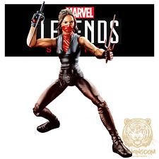 "ELEKTRA - Marvel Legends Knights/Netflix Series 6"" Loose Figure - BAF MAN-THING"