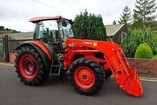 Kubota Modern Tractors