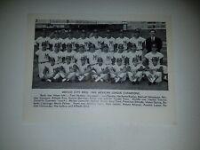 Mexico City Reds 1968 Team Picture Tom Herrera Baseball