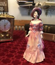 New ListingBeautiful Royal Doulton Figurine Bernice    1951-1953 Hn2071 Fine Bone China Art