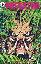 Predator #2 NM- 1989 Dark Horse Comic Book