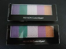 Revlon Custom Eyes Shadow & Liner - PARTY POPS  #015 - TWO - Both New / Sealed