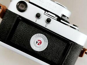 2xBlitz SYNC COVER Blitzkontaktschutzstecker/Kappe f.Leica M4 bis M6-M4-P-M4,2