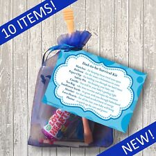 Dad to be Survival Kit - Baby Shower Gift Present - New Father Day Birthday Gift