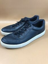 #7 ECCO Kyle Leather Sneakers Size 45   RETAIL $160