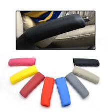 Car Silicone Hand Brake Handle Cover Non Slip Lever Handbrake Case gel Door Mat