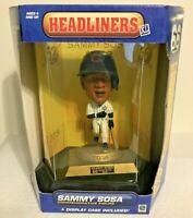 1998 Headliners XL Sammy Sosa 66 Home Runs Chicago Cubs figurine BRAND NEW