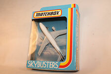 MATCHBOX SKYBUSTERS SB-28 A300 AIRBUS LUFTHANSA COMMERCIAL JET, NEW IN BOX