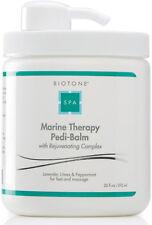 Biotone Marine Therapy Pedi-Balm with Rejuvenating Complex 20 oz. with Pump