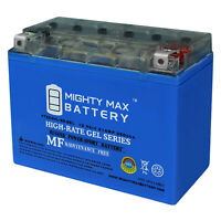 Mighty Max YTX24HL-BS 12V 21AH GEL Battery for Arctic Cat Prowler 650 2006-2010