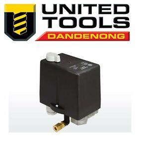 Condor  MDR3/11RM (Genuine) Air Compressor Pressure Switch 415v 16amp