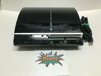 Sony PlayStation 3 PS3 80 GB CECHL-01 Console - For Parts or Repair