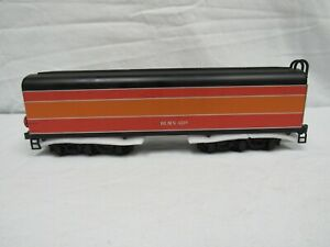 MTH Premier 20-3037 Southern Pacific GS-4 Daylight Auxiliary Water Tender