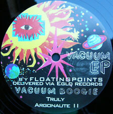 FLOATING POINTS - VACUUM EP VINYL   NEW UNPLAYED MINT COPY   2009 FIRST PRESSING
