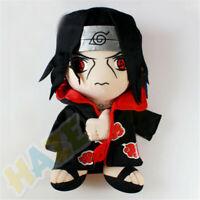 Anime Naruto Shippuden Uchiha Itachi Peluche Poupée Jouets 30cm Peluches enfants