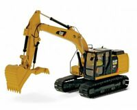 CAT 323 FL Hydraulic Excavator in Yellow (1:50 scale by Diecast Masters DM85924)