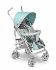 BABY STROLLER PUSHCHAIR WITH RAIN COVER &MOSQUITO NET ELIA LIONELO TURQUOISE