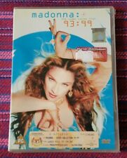 Madonna ~ The Video Collection ( Malaysia Press ) Vcd