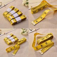 300cm Mètre à ruban Mesure couture chiffon Tailor couleur aléatoire FR