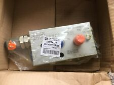 JCB Hydraulic Boom Lockout Valve Block P/N 332/C4114 3CX, 4CX
